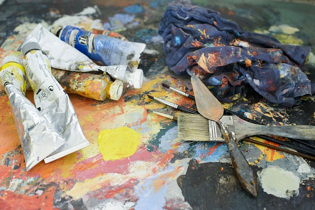 Acrylic Painting Tips For Aspiring Artists